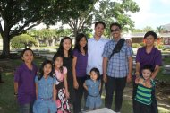 Family Reunions Are AJoy!