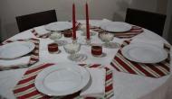 My Christmas TableSettings