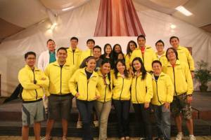 The committee and the marshals :)