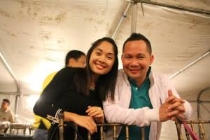 Ptr John and Joyce del Rosario :)