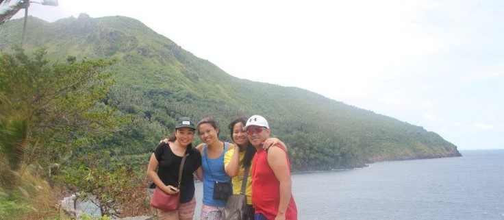We had two travel buddies from church (Joyce and Gel) who made our trip all the more fun for us the parents and the girls! The 6 of us went to Cagayan de Oro 3 days before the singles getaway and went straight to Camiguin Island.