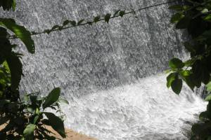 the waterfall! :)