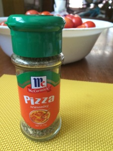 pizza seasoning! :)
